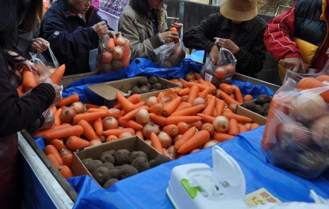 野菜詰め放題