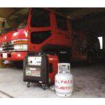 高知県内公共施設への災害対応型LPガス設備の導入事例