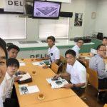 高知県LPガス青年部会「研修旅行」リンナイ関西研修センター