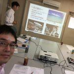 マインドガスの「ブログ教室」にサトモトヒロノリ先生が来た!