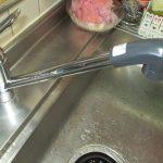 ガス屋さんが...取り替えるキッチンの混合水栓