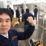 高知市消防「出初式」に「高知県LPガス協会高知支部」として参加してきました。