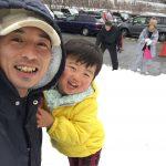 県境!いの町の山奥、本川スノーパークへ雪遊びに行って来ました!