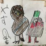 滋賀県の保育園児と高知県のLPマンのつながりに癒されてます。