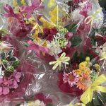 「ハッピーポスト㊗10周年記念企画。ちょっといいお花プレゼント!!」しちゃいました。