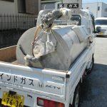 ガス屋さんが...行う電気温水器からガス給湯器への取り換え工事