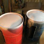 【マインドガスお客様感謝祭準備】  マインドガス オリジナル 石焼き芋機がついにできました!!
