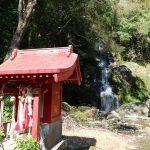 【高知の滝めぐり6 毘沙門の滝】南国市指定の名勝地、そして弘法大師も訪れたとされる滝。