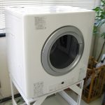 新商品!リンナイ製ガス衣類乾燥機「乾太くん」を見て触って感じたこと