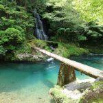 【高知の滝めぐり12 堂林の滝】集落と共にひっそりと佇む味わい深い滝がありました。