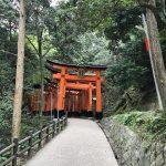 大人の京都旅。最終日は伏見稲荷大社からです。