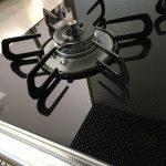 パロマのビルトインコンロ【ブリリオ・ガラストップ】を設置!もちろんラ・クックも使えるよ!