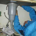 ガス屋さんが、、、行うKVKのマルチリホーム水栓の取り替え工事