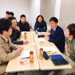 高知県須崎にある株式会社土佐洋さんの研修会&新年会に参加させていただきました。