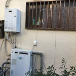 ビルトインコンロ、熱源機、浴室換気乾燥機の取替工事の現場に立ち会わさせてもらいました!