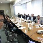北海道よりLPガス会社若手経営者の有志の方々が来高。