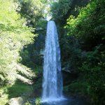 【高知の滝めぐり15 樽の滝】裏見の滝で有名な滝。裏側に回り込んで見る予定が・・・