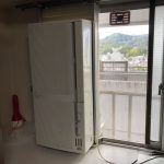 お掃除ロボ搭載エアコンと窓用エアコンをキレイにしてきましたよー!(1/2)