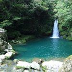 【高知の滝めぐり17 にこ淵】高知で一番有名な滝は、人々を魅了させる神秘的な滝でした。