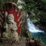 【高知の滝めぐり19 不動の滝】お不動様と自然が調和した心癒される滝。