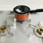 停電中でもごはんが炊ける!?最近のガスコンロに付いている炊飯機能を実践!