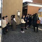 感謝祭を見学に、大分県LPガス協会女性部会の16名が高知上陸。