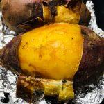 お家で本格焼き芋が!デリシアのアプリ「デリシアプリ」で調理してみました!