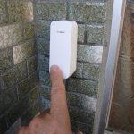 【玄関チャイムの故障】玄関チャイムが鳴らなくて、お客さんが来ても分からない。配線工事不要で簡単なワイヤレスチャイムに交換しました。