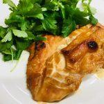 デリシアプリで作る『鶏の照り焼き』!