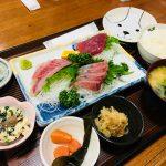 カッコいいお魚屋さん上町池澤本店さん2階『上町食堂』で美味しいお魚を食す!