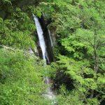 【高知の滝めぐり23 妃ヶ淵】透明感のある水の色が神秘的で美しいという淵を、期待して見に行ってみた。