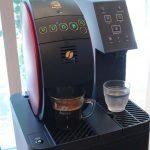 コーヒーマシン一体型ウォーターサーバー『AQUA WITH』を設置してきました!