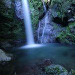 【高知の滝めぐり26 轟の滝 有瀬】もう一つの轟の滝。こちらも迫力がある立派な滝です。