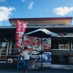 海鮮BBQ土佐のかき小屋の『がんがら焼き』が豪快で旨い!