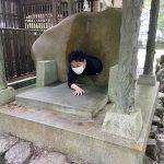 4年振りに久礼八幡宮の「厄ぬけ石」に行ってきました。