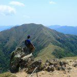 剣山の景色が見たい!山登り初めての初心者が行くお手軽登山。(後編)