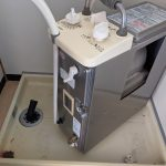 お風呂の浴槽交換。バランス釜の取り付けをしてきました。の巻