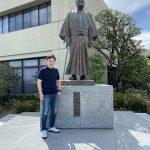 【土佐偉人銅像巡り】これで本当に最終章?やっと吉田茂像に会ってきました。