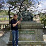 【土佐偉人銅像巡り】これで本当に最終章!近所にある山内容堂像に行ってきました。