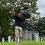 【土佐偉人銅像巡り】遂に完結!最後(16カ所目)は、野中兼山像。