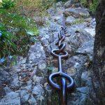 山登り初心者が行く。西日本最高峰の山、石鎚山に登りたい!と思って行くと、そこには修行場がありました。(前編)