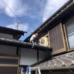 木造住宅の2階に新規エアコンの取付工事をしてきました!!